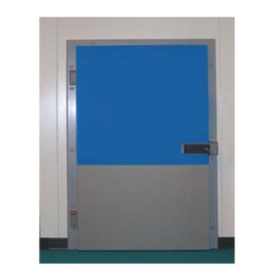 Porte pivotante fournie par isogal porte isolante for Porte isotherme interieur