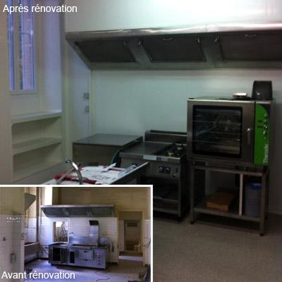 r novation cuisine professionnelle cuisine